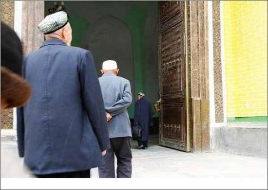 艾提尕尔清真寺(组图),图八