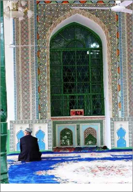 艾提尕尔清真寺(组图),图四