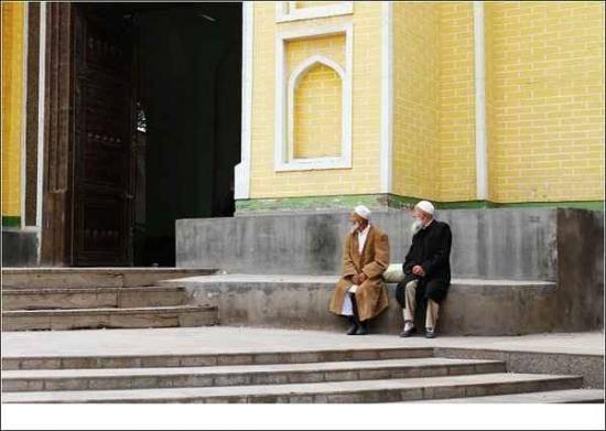 艾提尕尔清真寺(组图),图十二