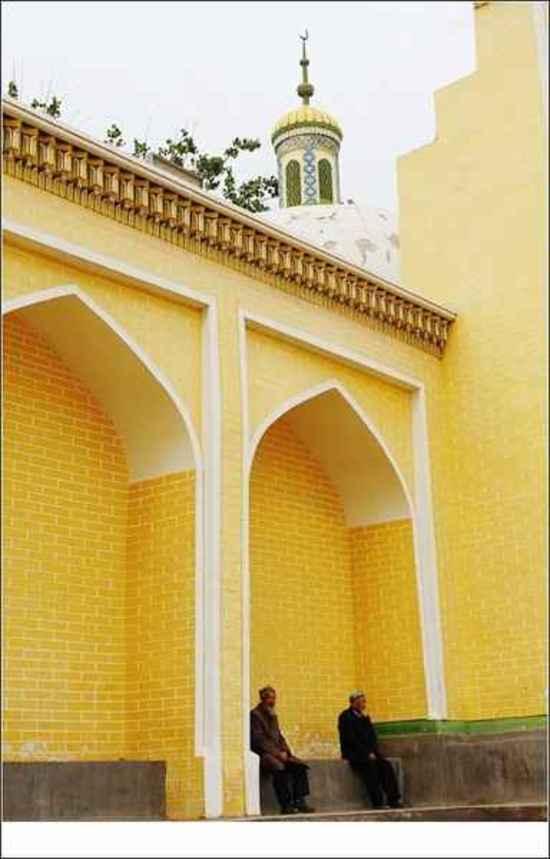 艾提尕尔清真寺(组图),图九