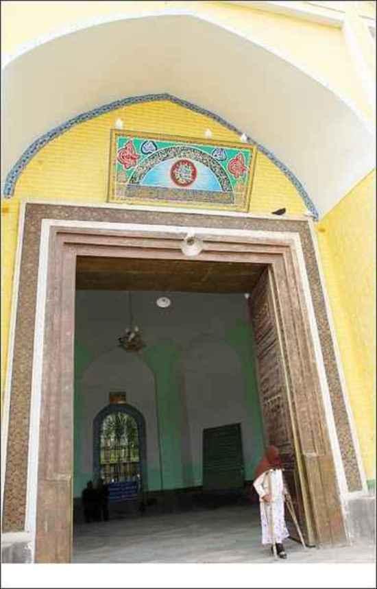艾提尕尔清真寺(组图),图六