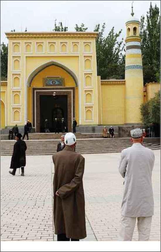 艾提尕尔清真寺(组图),图十三