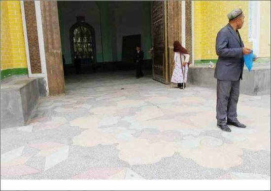 艾提尕尔清真寺(组图),图五