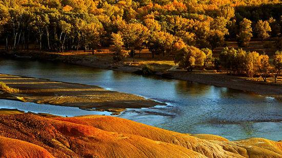 新疆旅游美景精选图片,图三