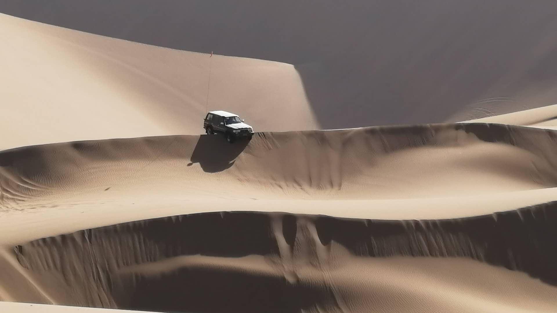 库姆塔格沙漠