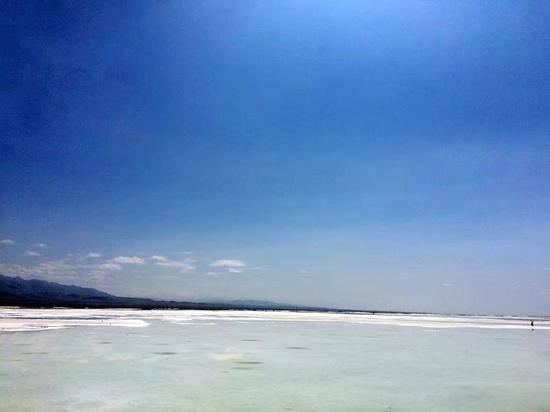 青海湖,图一