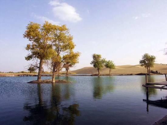 中国最长的内陆河,图二