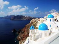 藍白之戀-希臘八日游