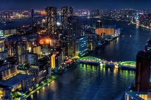北海道、大阪、东京全景之旅10日