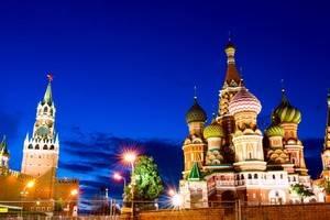 莫斯科.谢镇.圣彼得堡.拉多加湖7晚9日游