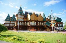 莫斯科+圣彼得堡+新西伯利亞精品8日游