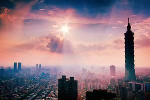 台湾环岛直飞合家欢9日游