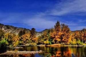 可可托海、神鐘山、額爾齊斯大峽谷、富蘊三日游
