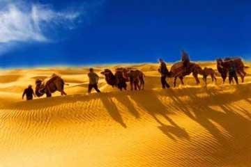 喀什民族风情、卡拉库里湖、达瓦昆沙漠双飞三日游