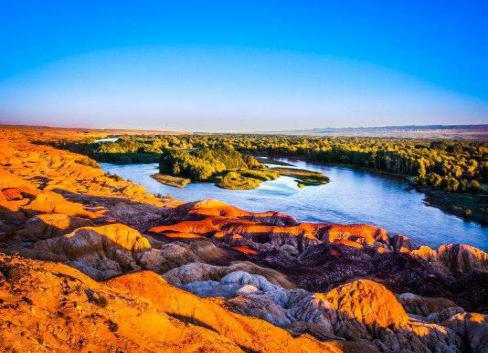 神奇北疆·天池、吐鲁番、喀纳斯八日游