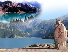 天池、吐鲁番、库木塔格沙漠6日游