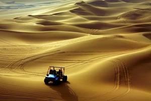 五彩滩,喀纳斯,原始胡杨林,天池,吐鲁番,库木塔格沙漠8日游