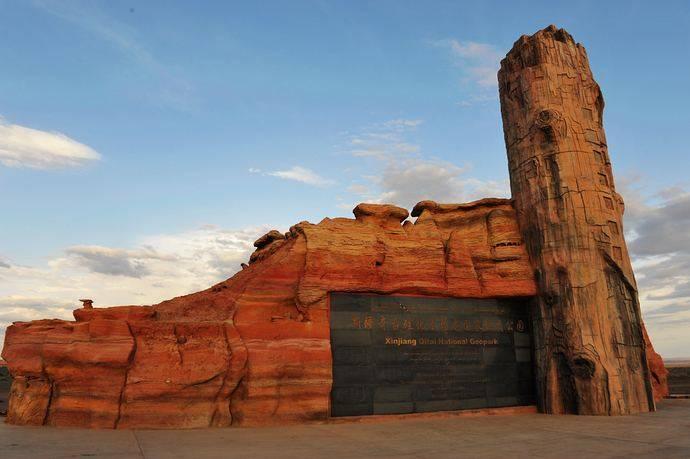 环东天山、罗布泊、环塔克拉玛干沙漠自驾旅游