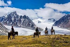 最美蒙古国垂钓登山之旅