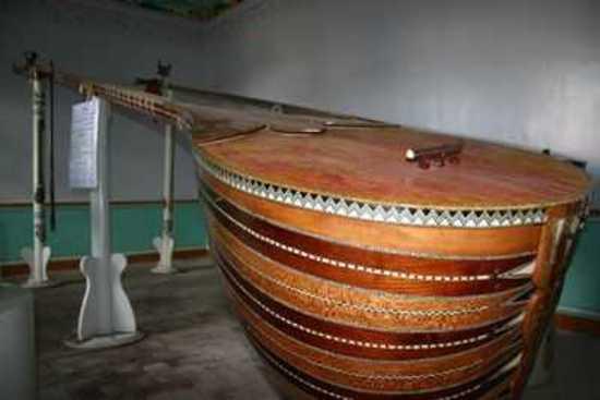 新疆乐器沙塔尔