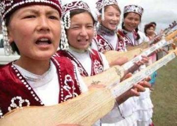 新疆乐器考木孜