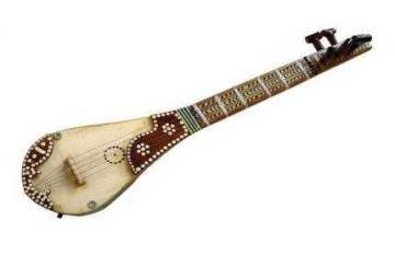 新疆乐器都塔尔
