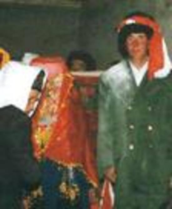 高原上的婚礼——风趣的塔吉克族婚俗,图二