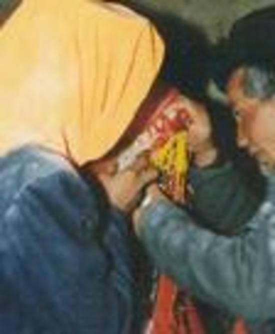 高原上的婚礼——风趣的塔吉克族婚俗,图三