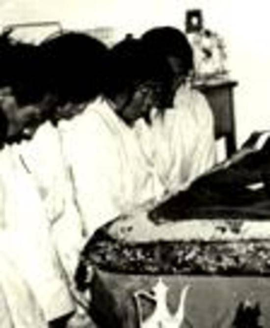 锡伯族的葬礼,图三
