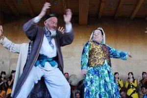 新疆民俗风情——诺鲁孜节