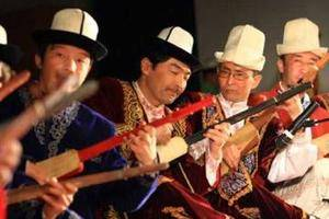 柯尔克孜族音乐——库姆孜
