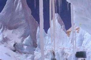 新疆?#24515;?#20123;著名冰川