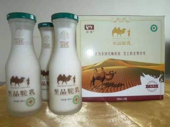 新疆骆驼奶,图四